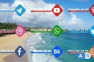 Videohive Social Media Pack Version 002  33031677