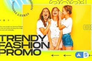 Videohive Trendy Fashion Promo 32670536