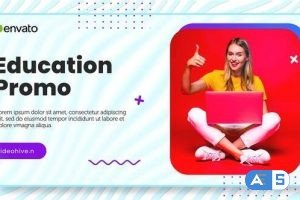 Videohive Online Education Promo 32990834
