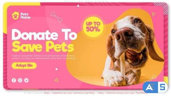Videohive Adopt Me | Pet Promo 33108039