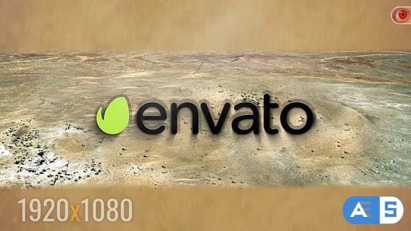 Videohive Comet Logo Opener 2033781