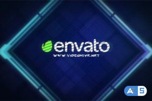 Videohive Fast Cube Titles 10750619
