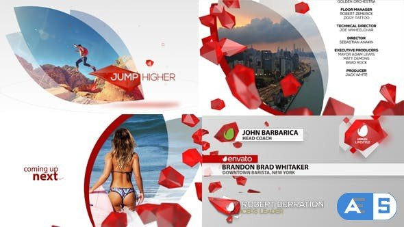 Videohive Edgy Lifestyle Broadcast Show 20520099