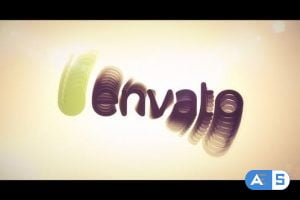 Videohive Rotation Abstract Opener 5632402