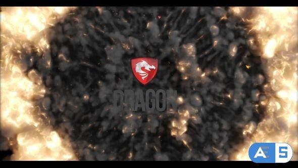 Videohive Shockwave Logo Reveal 33091400