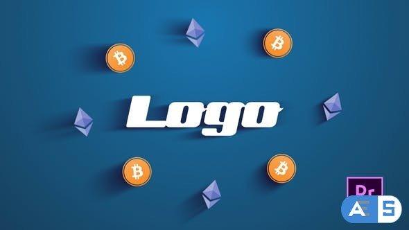 Videohive Bitcoin Crypto Logo 32892139