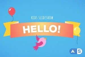 Videohive Kids Slideshow 22131238