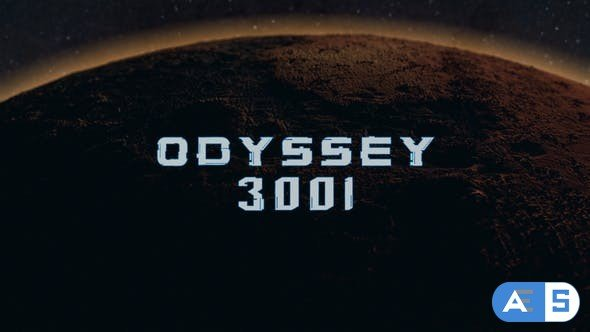 Videohive Odyssey 3001 – Opening Titles 31135989