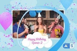Videohive Happy Birthday Opener 2 33139909
