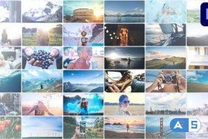 Videohive Photo Slide Opener 32889933