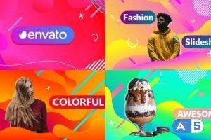 Videohive Fashion Slideshow || FCPX 33089791