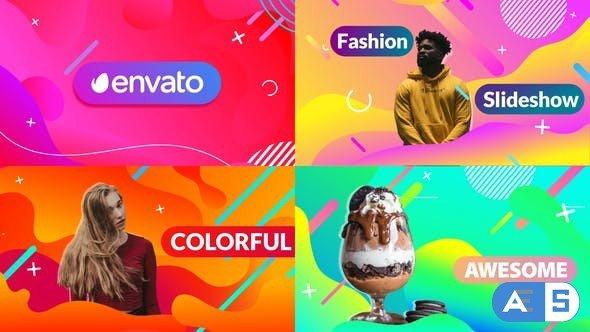 Videohive Fashion Slideshow    FCPX 33089791