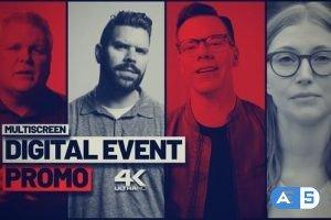 Videohive Digital Event Promo 32033207