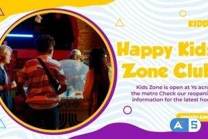 Videohive Kids Zone Slideshow | MOGRT 33124488