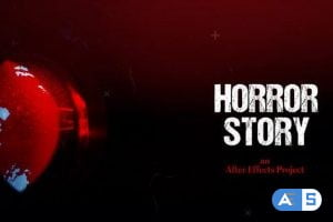 Videohive Horror Story Project 32916906