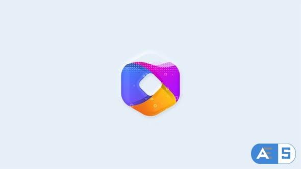 Videohive Wavy Logo Reveal 31255743