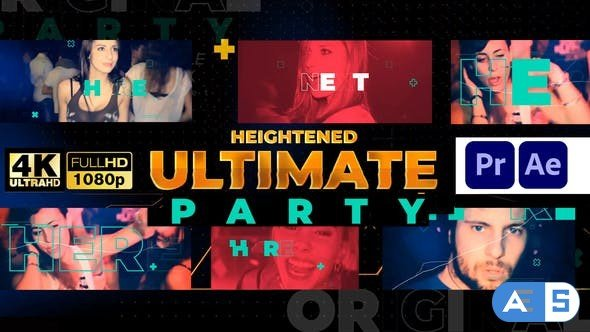 Videohive Music Party Night Event 33165418