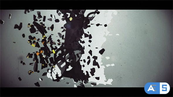 Videohive Shatter Edit 4944265