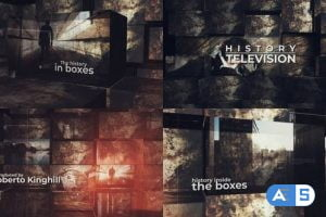 Videohive History In Boxes 31477972
