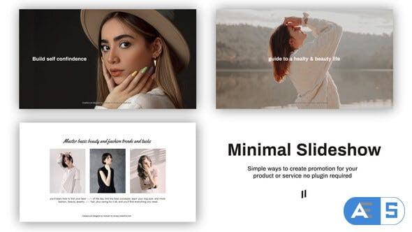 Videohive Short Promo Opener I Minimal Slideshow 32590614