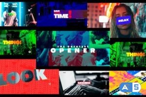 Videohive The Greatest Opener 22838613