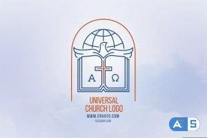 Videohive Universal Church Logo 18317529
