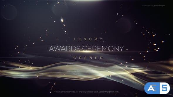 Videohive Luxury Awards Openers 33005025