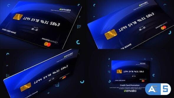 Videohive Credit Card Promo 33198964