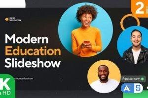 Videohive Modern Education Slideshow 33355670