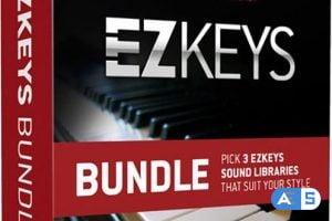 Toontrack EZkeys MIDI Pack v11.08.2021
