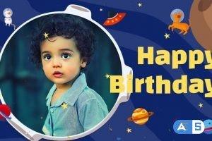 Videohive – Happy Birthday Arthur – 33344813