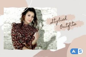 Videohive Fashion Slideshow In Brush Stroke 33320311