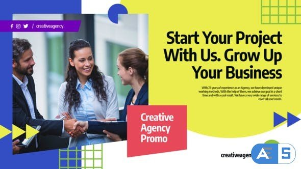 Videohive Creative Agency Slideshow 31789882