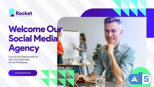 Videohive Social Media Agency 31701864