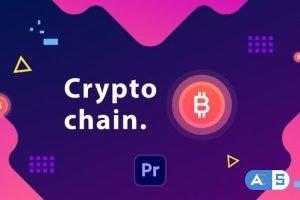 Videohive – Cryptochain Corporate Slideshow   Premiere Pro MOGRT – 33513659