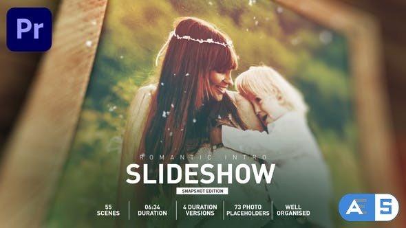 Videohive – Romantic Wedding Intro Slideshow – 32713738