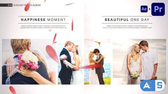 Videohive – Wedding Album – 33578527