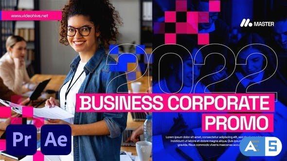 Videohive Business Corporate Promo 33388417