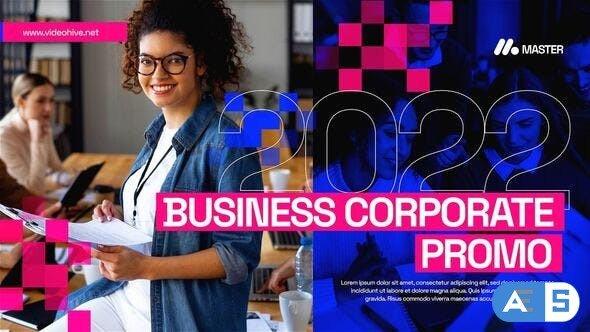 Videohive Business Corporate Promo 33353514