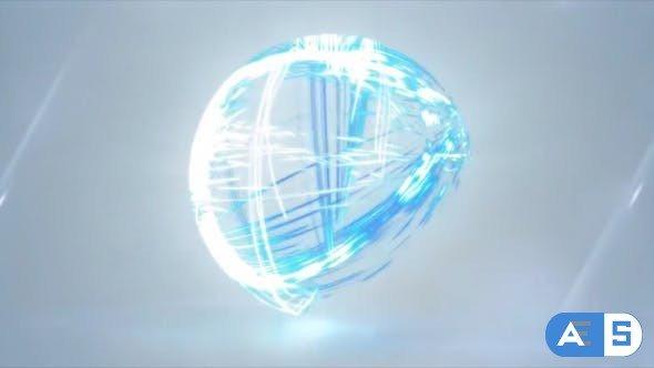 Videohive Spherical Logo 14961483