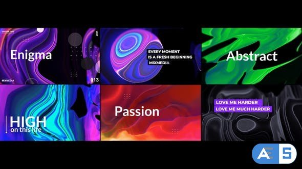 Videohive Enigma_Abstract Titles V4 33547718