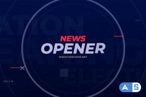 Videohive News Opener 33344464