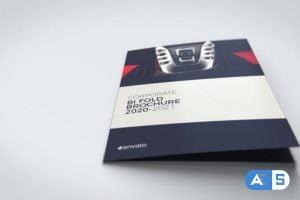 Videohive Corporate Brochure Mockup 25807766