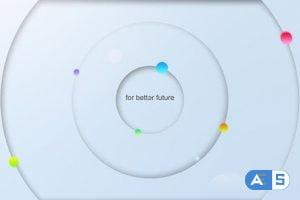 Videohive Circle Logo Intro 32496620
