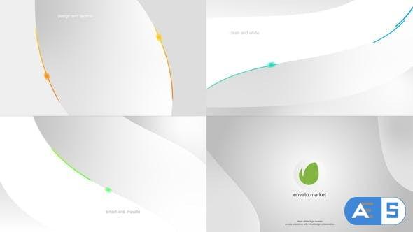 Videohive Clean Line Logo Reveals 31881301