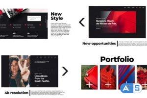 Videohive Modern Website Promo   4k 29994381