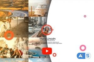 Videohive Youtube Travel Channel Intro 2 32634409