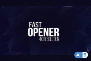 Videohive Fast Opener 20867966