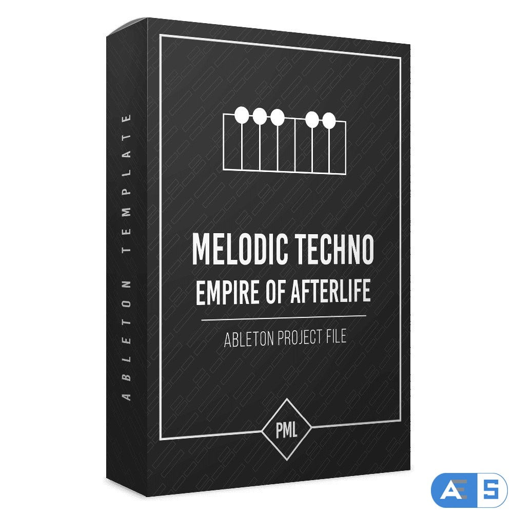 PML Empire of Afterlife Melodic Techno