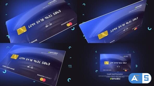 Videohive  Credit Card Promo 33275566